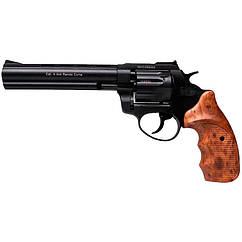 "Револьвер під патрон Флобера Stalker (6"", 4.0 mm), ворон-коричневий"