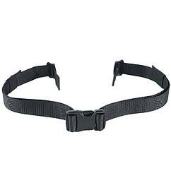 Ремень для рюкзака Tatonka Hip Belt (110x2,5см), черный 3272.040