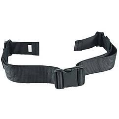 Ремень для рюкзака Tatonka Hip Belt (110x3,8см), черный 3273.040