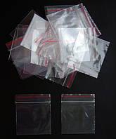 Пакет с застёжкой 5х5см  полипропилен(2000шт.)