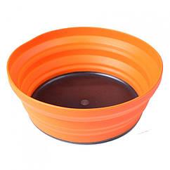 Миска складна Sea to Summit X-Bowl (0,65 л), помаранчева