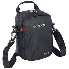 Сумка с защитой от считывания данных Tatonka Check In RFID Block (21x15x7см), черная 2986.040