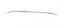 Трос ручного тормоза левый Чери Истар Chery Eastar B11-3508090