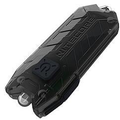 Фонарь наключный ультрафиолетовый Nitecore TUBE UV (500mW UV-LED , 365nm, 1 режим, USB), черный