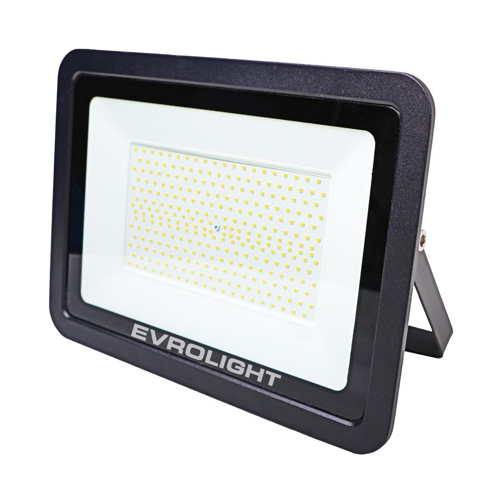 Світлодіодний прожектор LED FM-01-100 100W 6400K 10000 Lm Евросвет, 3 роки гарантія