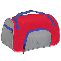 Косметичка Tatonka Wash Bag Plus (26х14х15см), красная 2839.002