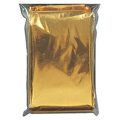 Термоодеяло Tatonka Rettungsdecke (210x160см), gold 2985.028