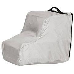 Чехол для обуви Tatonka Trekking Shoe Bag (33х29х40см), серый 3155.025