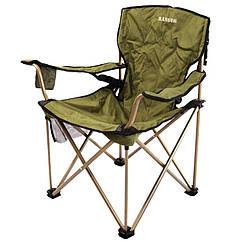 Крісло доладне туристичне Ranger FS 99806 Rshore Green (945х590х930мм), олива