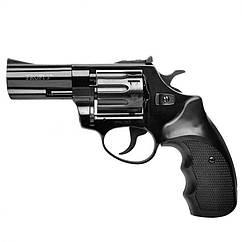 """Револьвер під патрон флобера PROFI (3.0"""", 4.0 мм), ворон-пластик"""