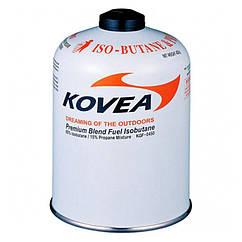 Баллон газовый Kovea KGF-0450 с резьбовым соединением (450г)