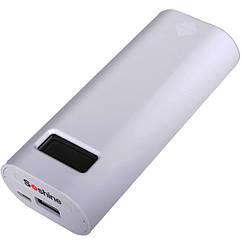 2 в 1 - Power Bank + зарядное устройство Soshine E4S (1-2x18650)