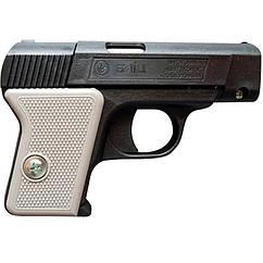 2 в 1 - Баллончик-пистолет газовый Блиц-1 + Блиц-2