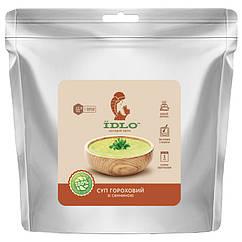 Суп гороховый с свининой IDLO быстрого приготовления (55г)