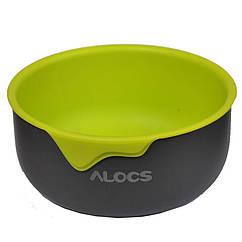 Термомиска Alocs TW-405 (0.4 л), зелена