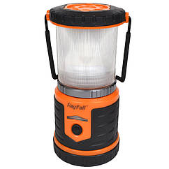Кемпінговий ліхтар Rayfall L3D (2xCree XB-D + Red LED, 385 Lumen, 6 режимів, 3xD), помаранчевий