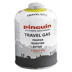 Баллон газовый Pinguin G450 с резьбовым соединением (450г)