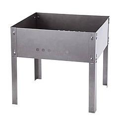 Мангал для шашлыков складной КЕМПИНГ Cheap, углеродистая сталь