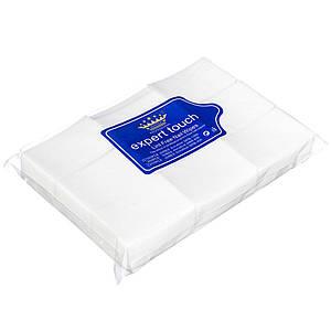 Безворсовые салфетки Master Professional Expert Touch 6х4 см, 600 шт плотные