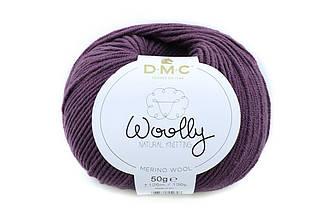 DMC WOOLLY, Пурпурный №64