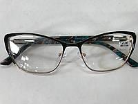 Очки для женщин в комбинированной оправе Модель 6806, фото 1