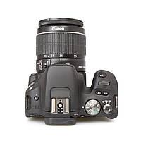 Фотоаппарат Canon EOS 200D kit 18-55 f3,5-5.6 IS II / б/у / в магазине
