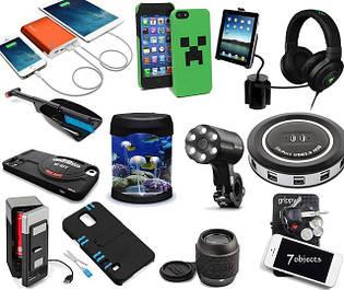 Електроніка, техніка та аксесуари