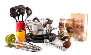Посуд і кухонне начиння