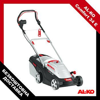 Газонокосарка електрична AL-KO Comfort 34 E (112857)