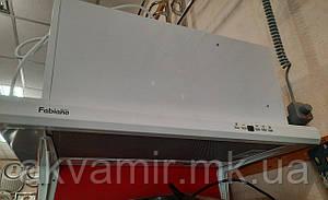 Вытяжка Fabiano Smart 60 White (белая) телескопическая