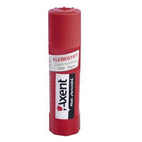 Клей-карандаш 15 гр Axent PVP 7112-А (ДВ)