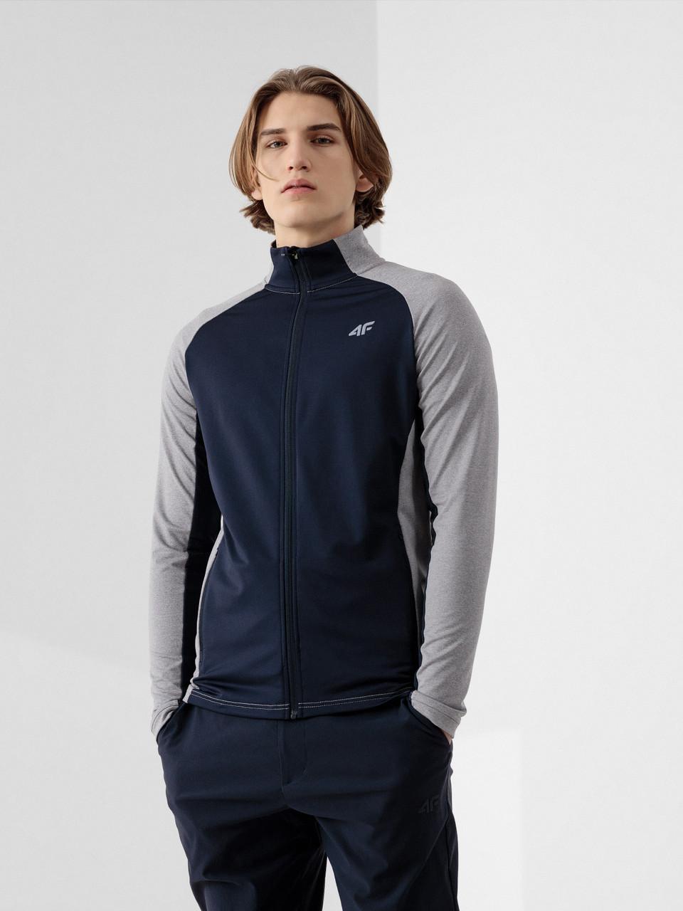 Толстовка мужская для бега 4F