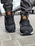 Кросівки чоловічі 18029, New Balance 574, чорні, [ 41 42 43 44 45 46 ] р. 41-26,5 див., фото 7