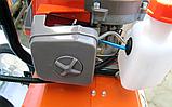 Мотокультиватор Vorskla ПМЗ 6200. Культиватор садовий Ворскла Підвищена жорсткість рами., фото 4