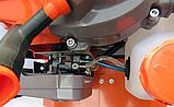 Мотокультиватор Vorskla ПМЗ 6200. Культиватор садовий Ворскла Підвищена жорсткість рами., фото 5