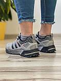 Кросівки жіночі 18571, Adidas Marathon Tr 26, сірі, [ 37 38 39 40 41 ] р. 37-24,0 див., фото 3