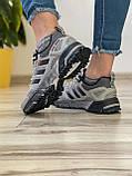 Кросівки жіночі 18571, Adidas Marathon Tr 26, сірі, [ 37 38 39 40 41 ] р. 37-24,0 див., фото 4
