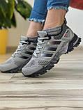 Кросівки жіночі 18571, Adidas Marathon Tr 26, сірі, [ 37 38 39 40 41 ] р. 37-24,0 див., фото 6