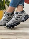 Кросівки жіночі 18571, Adidas Marathon Tr 26, сірі, [ 37 38 39 40 41 ] р. 37-24,0 див., фото 7