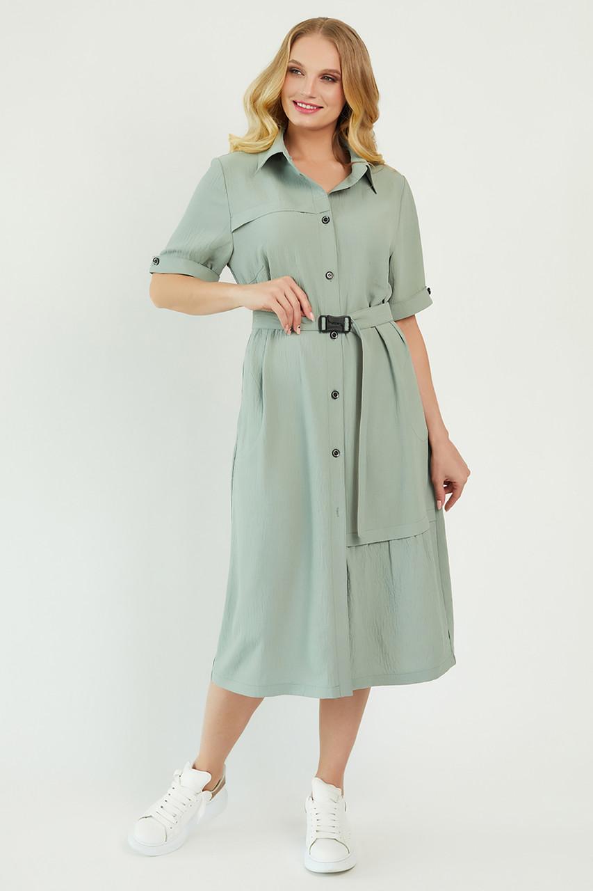 Батальне сукня-сорочка 50,52,54,56,58,60 розмір