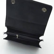Клатч JH-89048 Черная, фото 3