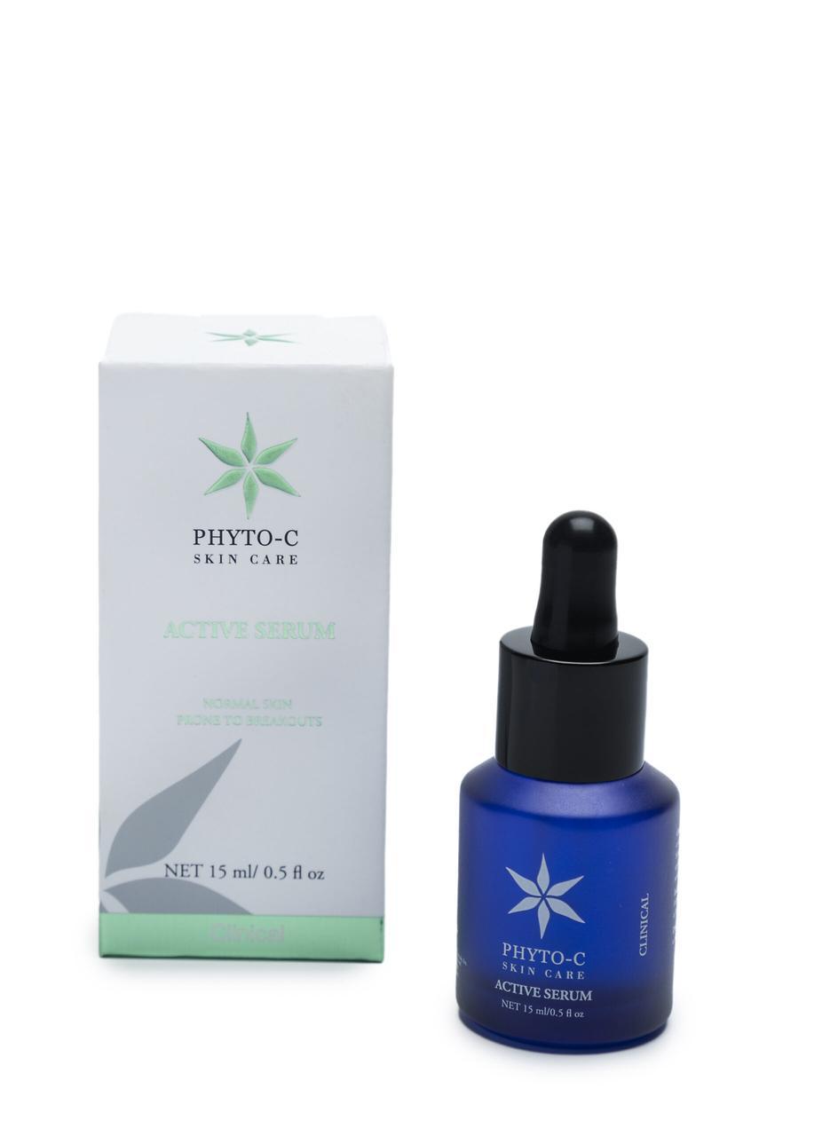 Сироватка з кислотами Active Serum Phyto-З 15 мл