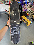 """Скейт дерев'яний для трюків Скейтборд """"Череп Флеш"""" , натуральний канадський клен, дека 79х20 супер якість, фото 6"""
