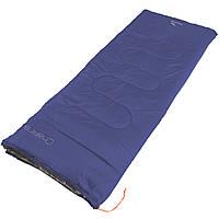 Спальный мешок Easy Camp Chakra/+10°C Blue Left (240147)