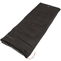 Спальный мешок Easy Camp Chakra/+10°C Black Left (240146)