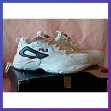 Кросівки для підлітків Fila Ray Tracer Junior Original білий колір. Філа Оригінал 38 розмір