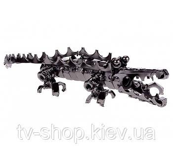 Крокодил (серия Планета железяка) 32 см