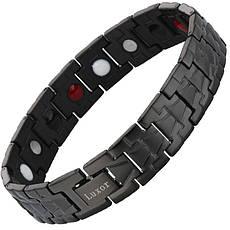 Магнитный браслет Черный Султан