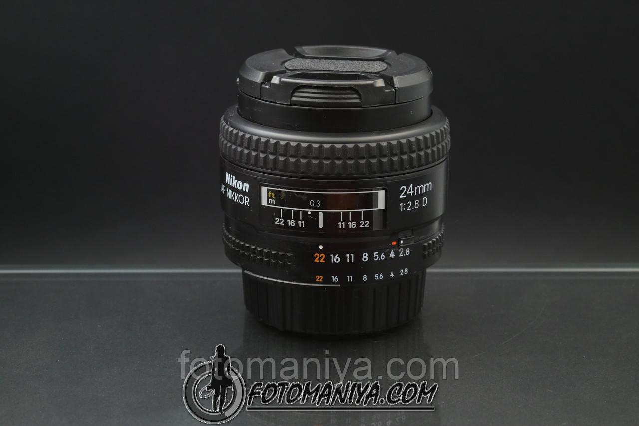 AF Nikkor 24mm f 2,8D