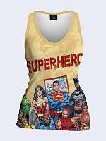 Майка Супергерои